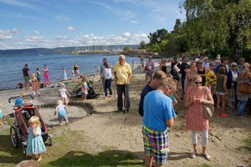 Bringebærfestival og sommerfest 16. august