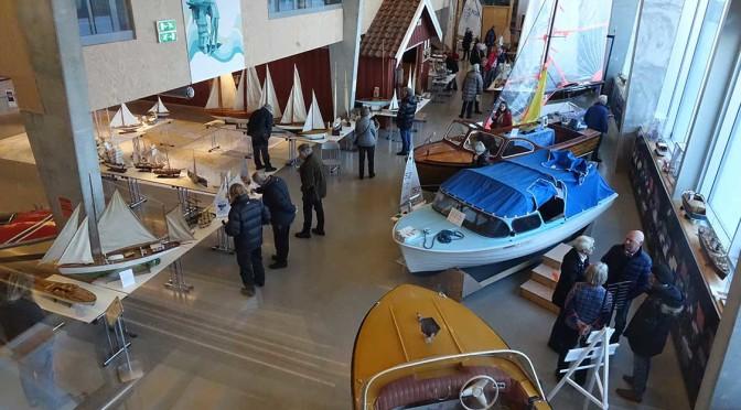 Suksess med modellbåter